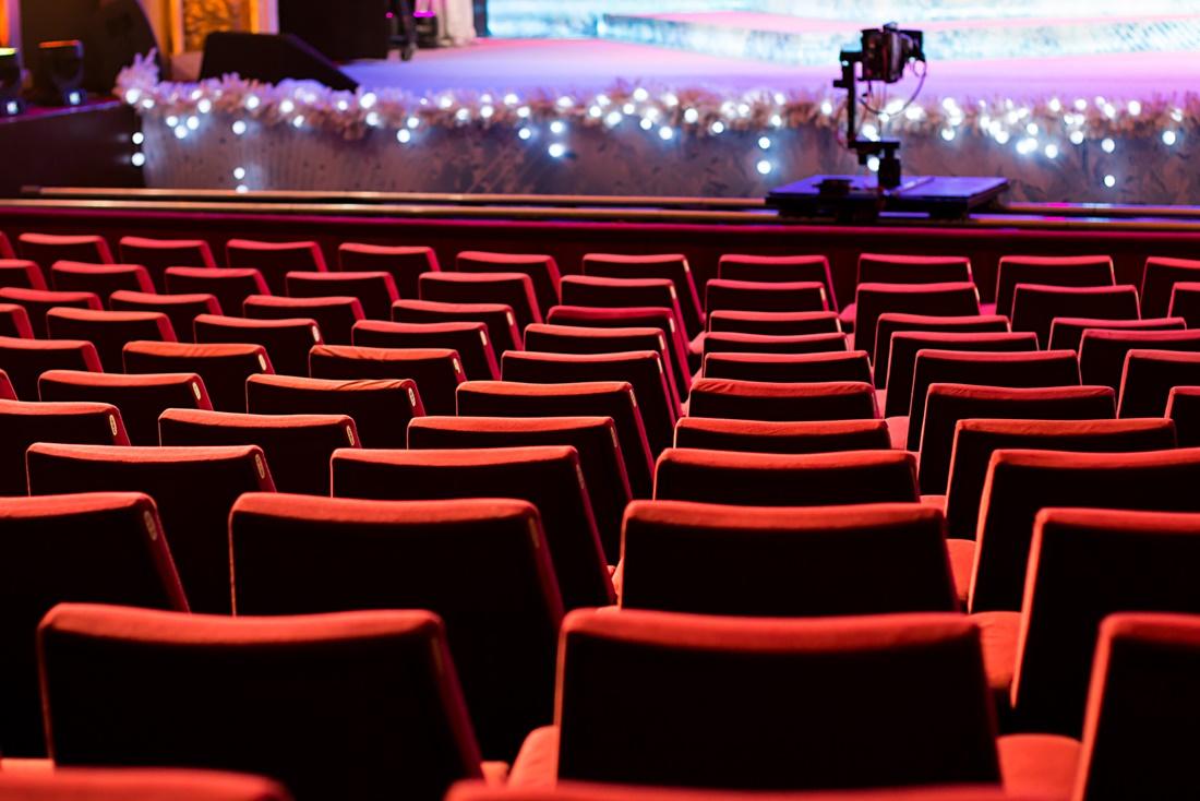Saalplan Theater Neue Flora Hamburg