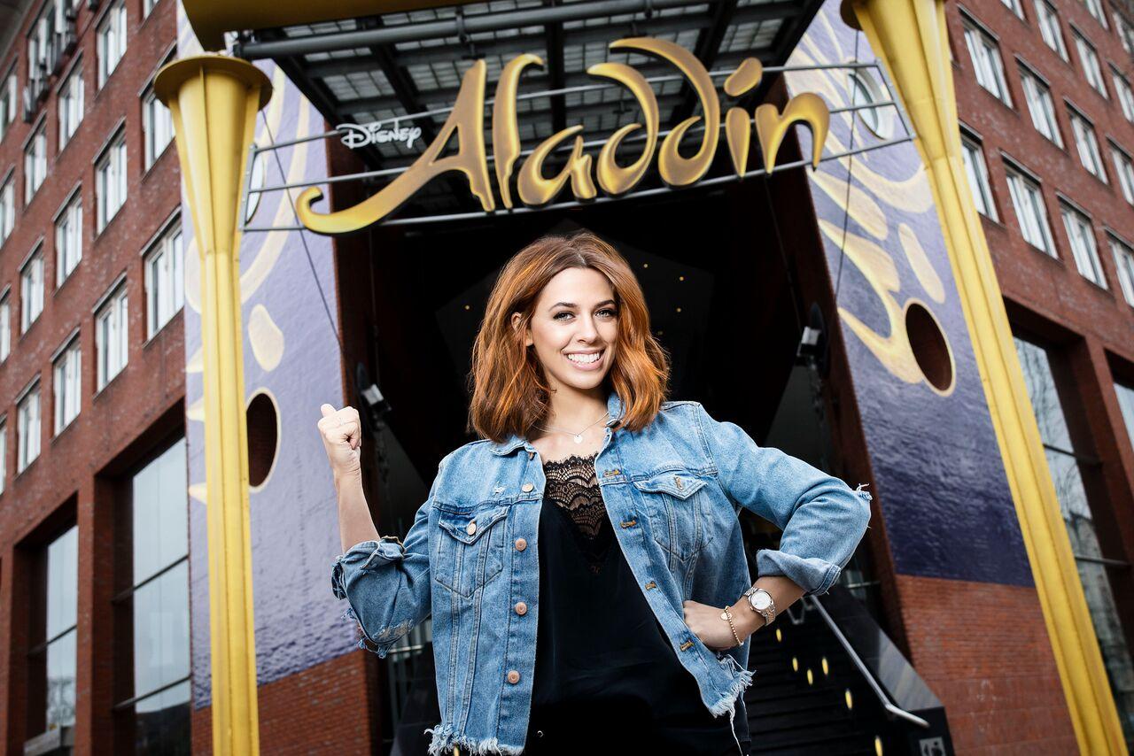Disneys Aladdin Musical Im Stage Theater Neue Flora
